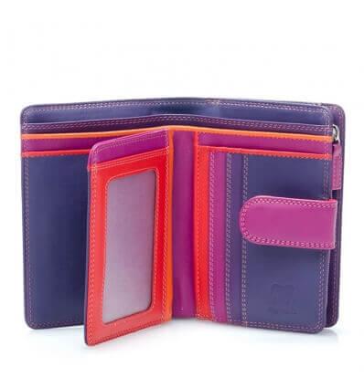 mywalitMedium 10 C/C Wallet w/Zip PurseSangria Multi