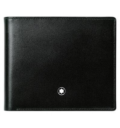 Bild von MONTBLANC MST Wallet 14cc Black hergestellt von MONTBLANC