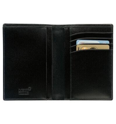 Bild von MONTBLANC MST Wallet 4cc Black hergestellt von MONTBLANC