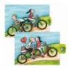 Bild von Bärenpresse Lebende Karte Fahrrad hergestellt von Bärenpresse