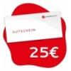 Bild von Gutschein 25,00€ hergestellt von GUMPRECHT