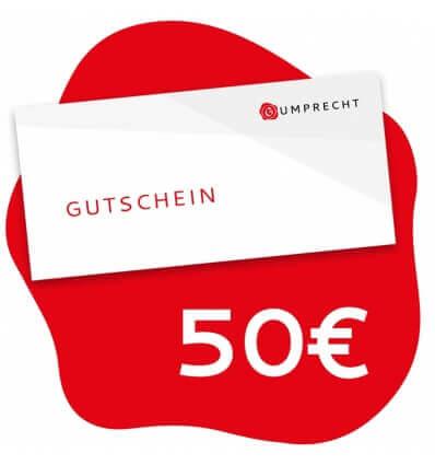 Bild von Gutschein 50,00€ hergestellt von GUMPRECHT