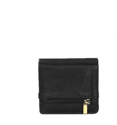 Bild von O MY BAG ALEX' FOLD-OVER WALLET Eco-Classic Black hergestellt von O MY BAG