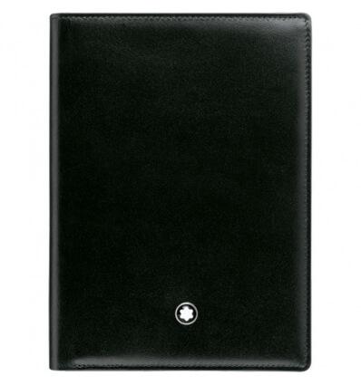 Bild von MONTBLANC MST Wallet 7cc ID Card Black hergestellt von MONTBLANC