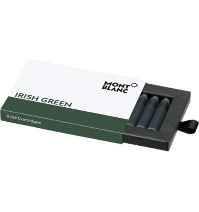 MONTBLANC Tintenpatronen IRISH GREEN