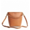 O MY BAG BOBBI BUCKET BAG Cognac Classic Leather